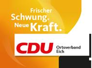 CDU Ortsverband Eich Logo